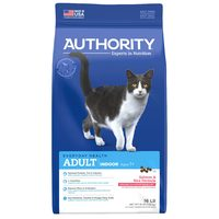 Authority Cat Food