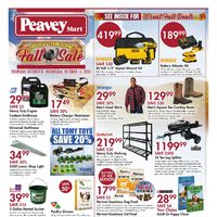 - The Great Thanksgiving Fall Sale Flyer