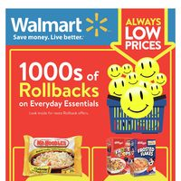 Walmart - Supercentre - Always Low Prices Flyer