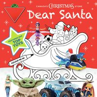 Canadian Tire - 3-Week Event! - Dear Santa Flyer
