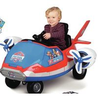 Paw Patrol Airplane 6V Ride-On