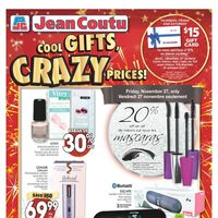 Jean Coutu - Cool Gifts, Crazy Prices! Flyer