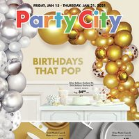 - Birthdays That Pop Flyer