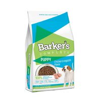 Barker's Complete Puppy Food