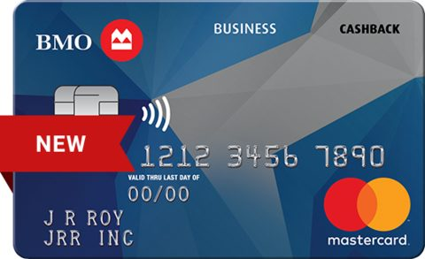 Compare best business credit cards in canada redflagdeals credit cards bmo cashback business mastercard reheart Images