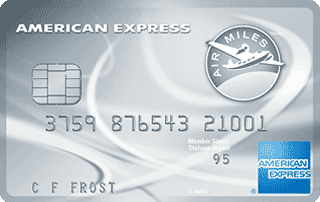 American Express® AIR MILES®* Platinum Credit Card