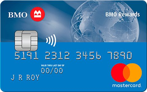 BMO Rewards® MasterCard