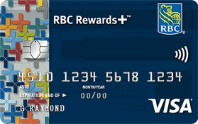 RBC® Rewards+ VISA®