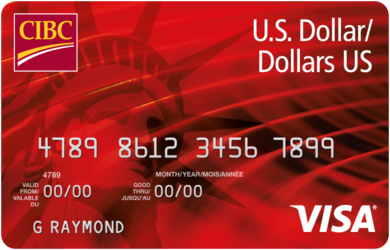 CIBC U.S. Dollar VISA® Card