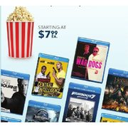 Thrilling Movies For Dad  - From $7.99