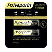 Polysporin Complete Ointment - $15.99 ($4.00 off)