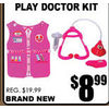 Play Doctor Kit - $8.99