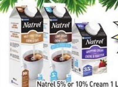 Fresh Co: Natrel or Cream or Whipping Cream - RedFlagDeals com