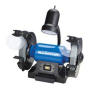 Mastercraft Bench Grinder, 8-in - $79.99 ($40.00 Off)