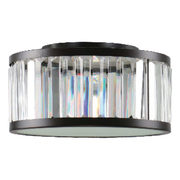 DSI Oberon Flushmount Light Fixture - $79.99 ($20.00 off)