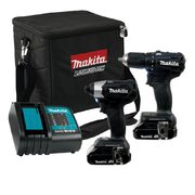 Makita Brushless Sub-Compact Kit - $279.00