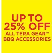 All Tera Gear BBQ Accessories - Up to 25% off