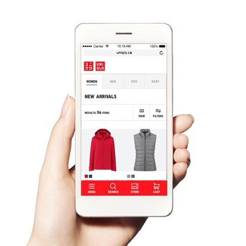 Uniqlo Get A 5 00 Coupon When You Download The Uniqlo App Redflagdeals Com