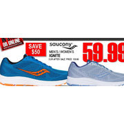 Saucony Ignite Men's Running Shoes | Source For Sports