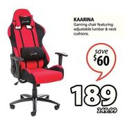 Pleasing Jysk Kaarina Office Chair Redflagdeals Com Creativecarmelina Interior Chair Design Creativecarmelinacom
