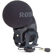 Rode Microphones Stereo Video Mic Pro (Open Box) - $329.99 ($60.00 Off)
