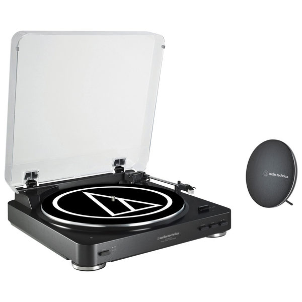 Best Buy: Audio-Technica AT-LP60SP-BT Belt Drive Turntable and