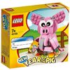 LEGO Store: Free Year Of The Pig LEGO Set When You Spend $88+