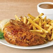 Swiss Chalet Coupons: 2 Quarter Chicken Dinners for $18 (Dine-in), 2 Quarter Chicken Dinners + 2 Pop for $23 (Delivery)!