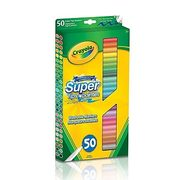 Crayola 50/pack Washable Super Tips Markers - $7.00 (38% off)