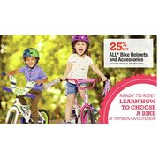 All Bike Helmets And Accessories - 25% off