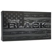 All Hornady Black Ammo - 20% off
