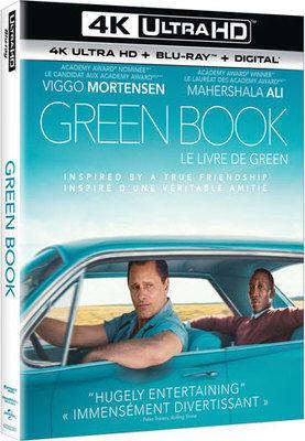 Best Buy: Green Book (4K Ultra HD) (Blu-ray Combo