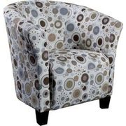 Accent Fabric Tub Chair - $295.00