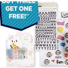 Paper Crafting Stickers & Washi Tape - Buy 3, Get 1 Free