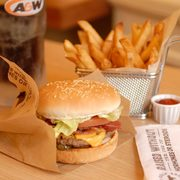 A&W Coupons: Get a Mama Burger for $2.79, Sausage & Egger Combo for $4.99, Apple Turnover & Small Coffee for $1.99 + More!