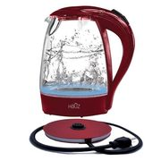 1.7L Cordless Illuminating Glass Kettle - $18.00 ($30.00 off)