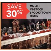 All In-Stock Spoolytown Items  - 30% off