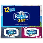 Royale Facial Tissue  - $10.93/pack ($4.04 off)