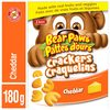 Bear Paws Crackers - $1.88/180g