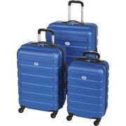 Outbound Hardside ABS 3-Pc Luggage Set - $149.99 (60% off)
