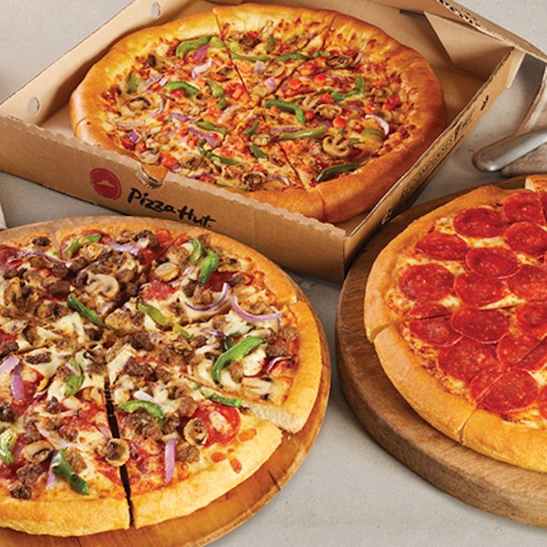 Pizza Hut Buy One Pizza At Regular Price Get A Second One Free Redflagdeals Com