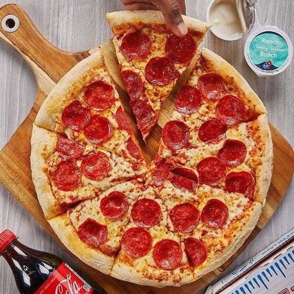 Domino S Pizza 50 Off All Pizzas Until October 18 Redflagdeals Com