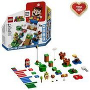 Lego Super Mario Adventures With Mario Starter Course Set - $45.86 ($24.00 off)